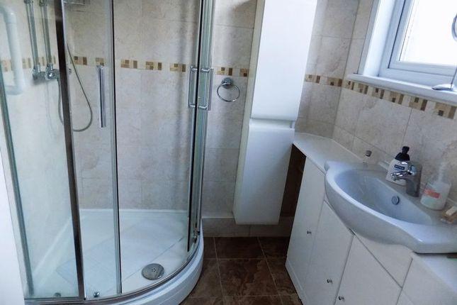 Shower Room of Dorrator Road, Camelon, Falkirk FK1