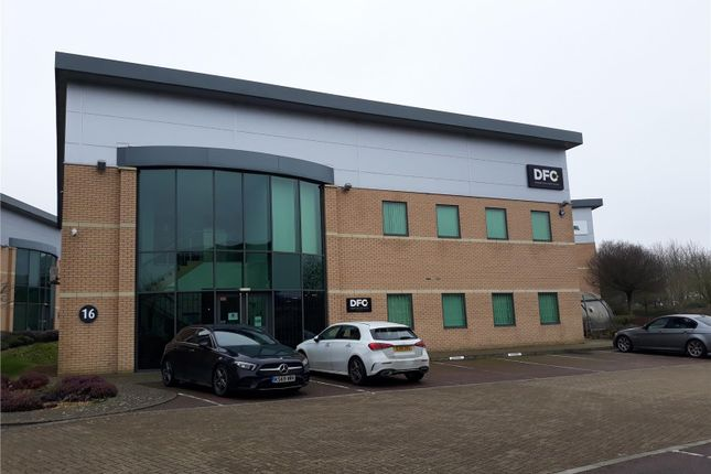 Thumbnail Office for sale in 16 Davy Avenue, Knowlhill, Milton Keynes
