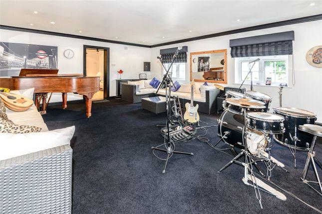 Music Room of The Leas, Hemel Hempstead, Hertfordshire HP3