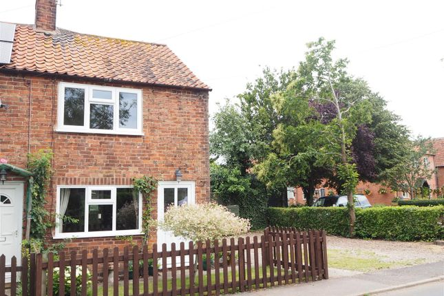 Thumbnail Cottage for sale in Woodhouse Road, Norwell, Newark