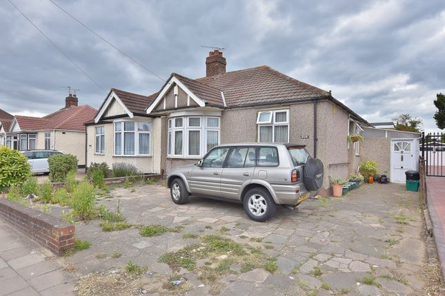 Thumbnail Semi-detached bungalow to rent in New North Road, Ilford