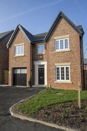 Thumbnail Detached house for sale in Priors Lea Court, Fulwood, Lancashire