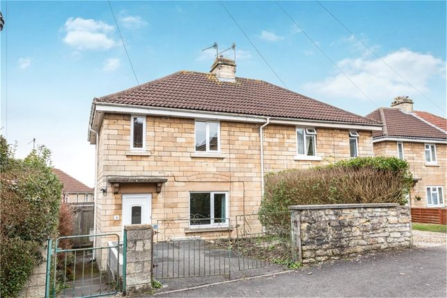 Thumbnail Property for sale in Melrose Grove, Bath, Somerset