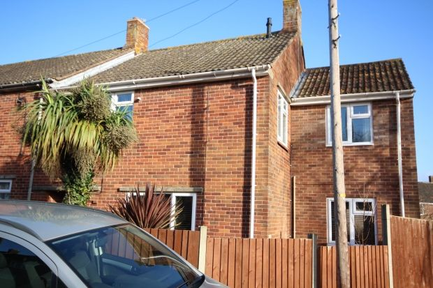 Thumbnail End terrace house for sale in Portman Road, North Petherton, Bridgwater