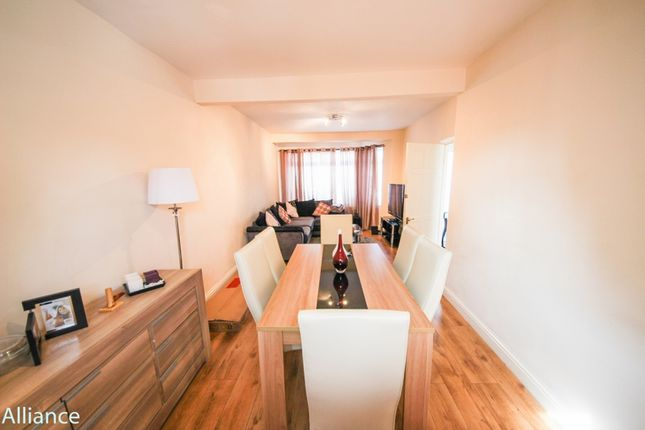 Thumbnail Terraced house to rent in Craven Gardens, Barking