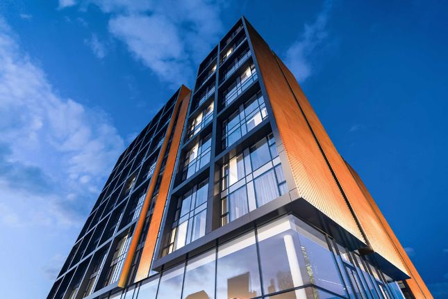 1 bed flat for sale in The Metalworks, 60 Vauxhall Road, Liverpool, Lancashire