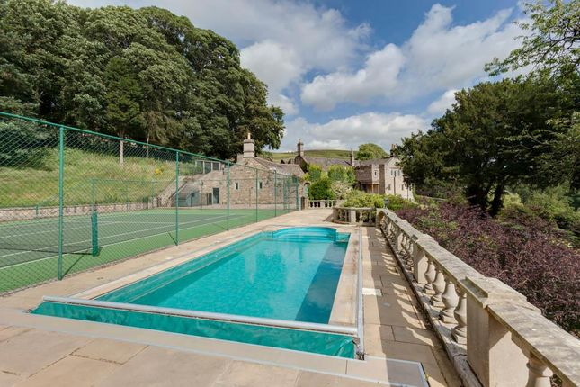 Thumbnail Detached house for sale in Moorseats Hall, Hathersage, Hope Valley