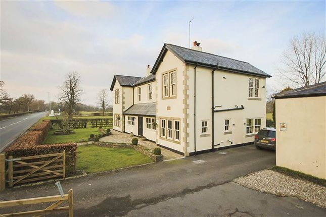 Thumbnail Detached house for sale in Mitton Road, Whalley, Lancashire