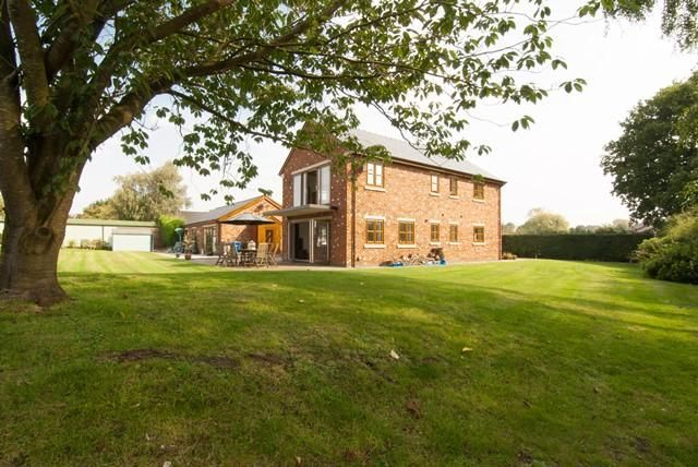Thumbnail Detached house to rent in Sirocco, Mustard Lane, Croft, Warrington