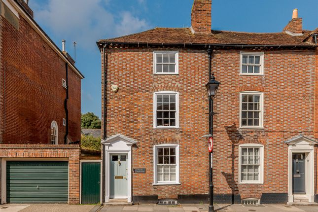 Thumbnail Terraced house for sale in St. Johns Street, Chichester, West Sussex