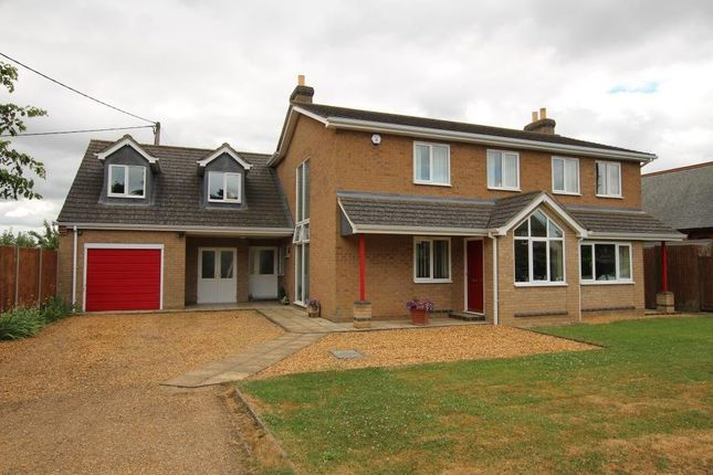 Thumbnail Detached house for sale in High Street, Aldreth, Ely