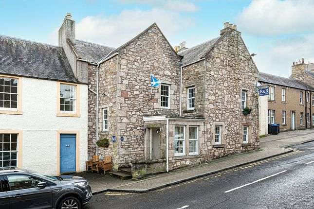 Thumbnail Hotel/guest house for sale in Castlegate, Jedburgh