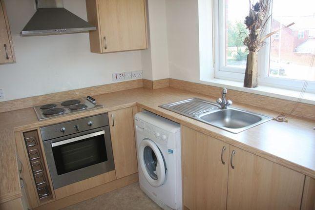 Kitchen of Alice Court, Alice Street, Bilston WV14
