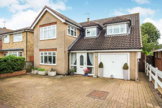 Thumbnail Detached house for sale in Beeston Drive, Winsford, Cheshire