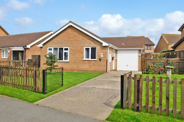 Thumbnail Detached bungalow for sale in Brewster Lane, Wainfleet, Skegness