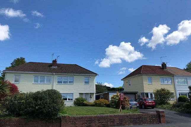 Thumbnail Semi-detached house to rent in Main Road, Bryncoch, Neath, West Glamorgan.