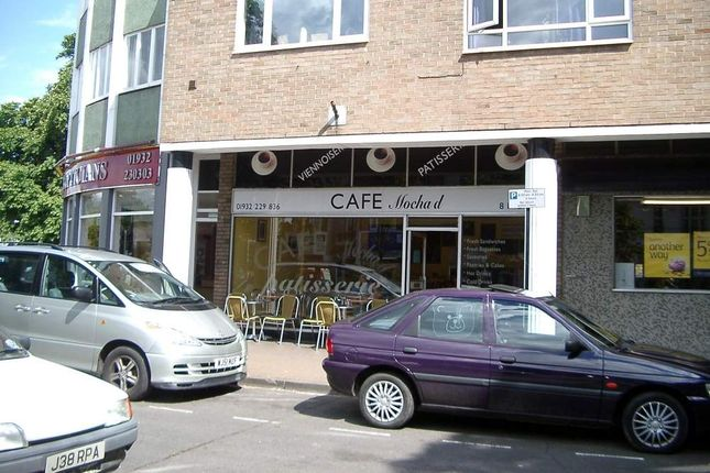 Thumbnail Retail premises to let in 8 High Street, Shepperton, Middlesex