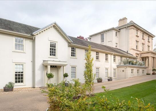 Thumbnail Flat for sale in Ellerslie House, Cheltenham, Gloucestershire