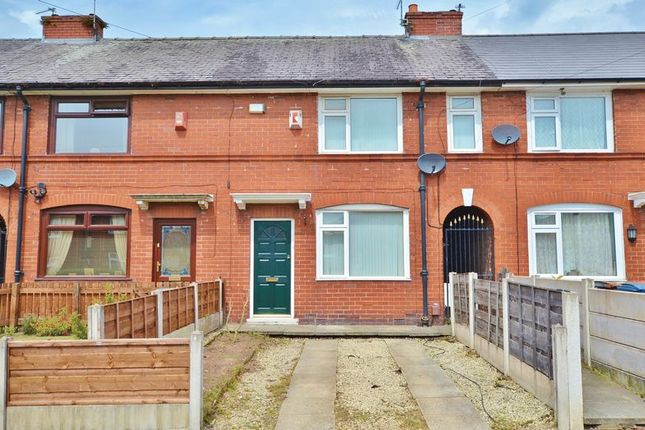 Thumbnail Terraced house to rent in Rowsley Road, Eccles, Manchester