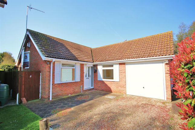 Thumbnail Detached bungalow for sale in Bellamy Close, Kirby Cross, Frinton-On-Sea