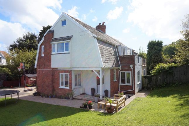 4 bed semi-detached house for sale in Bellevue Road, West Cross SA3