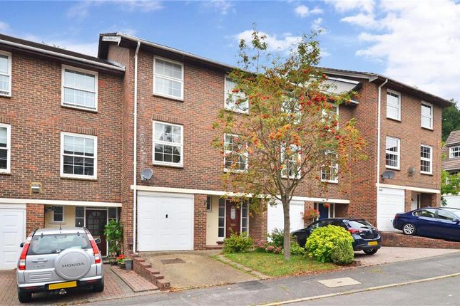 Thumbnail Semi-detached house for sale in Ardshiel Drive, Redhill, Surrey
