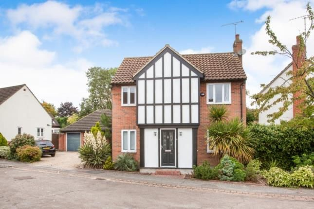 Thumbnail Detached house for sale in Laindon, Basildon, Essex