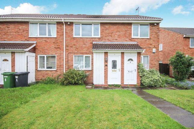 Thumbnail Flat for sale in Leybourne Crescent, Pendeford, Wolverhampton
