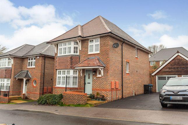 4 bed detached house for sale in Mallard Gardens, Haywards Heath RH17
