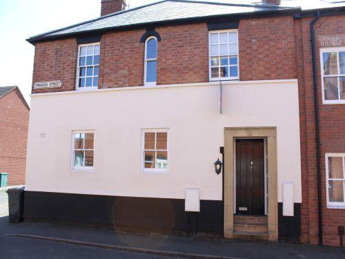 Flat to rent in Princes Court, Princes Street, Leamington Spa