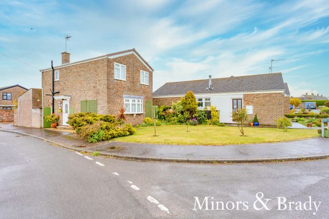 3 bed detached house for sale in The Cobbleways, Winterton-On-Sea, Great Yarmouth NR29