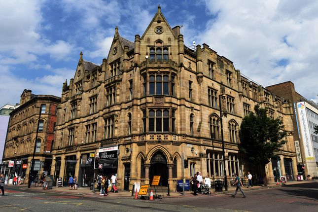 Office to let in Queens Chambers, 5 John Dalton Street, Manchester