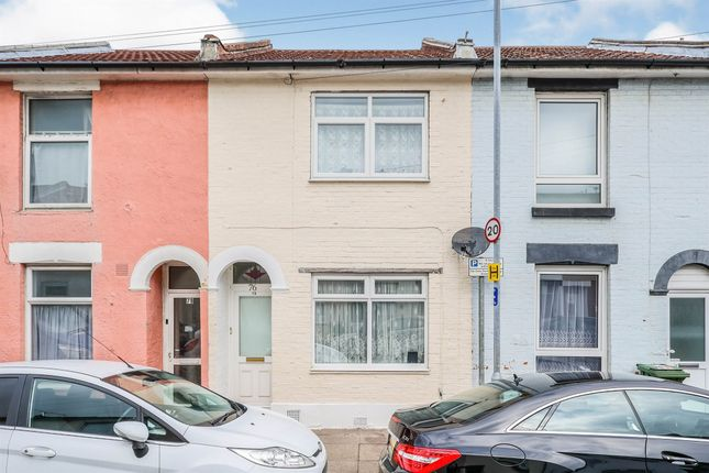 2 bed terraced house for sale in Byerley Road, Portsmouth PO1