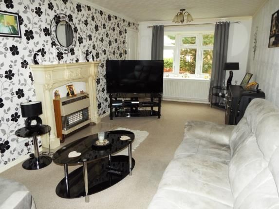 Thumbnail Terraced house for sale in Common Walk, Cannock, Staffordshire