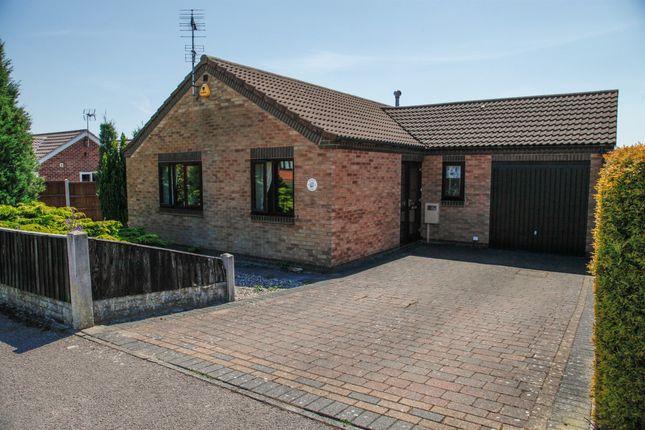 Thumbnail Detached bungalow for sale in Derbyshire Avenue, West Hallam, Ilkeston