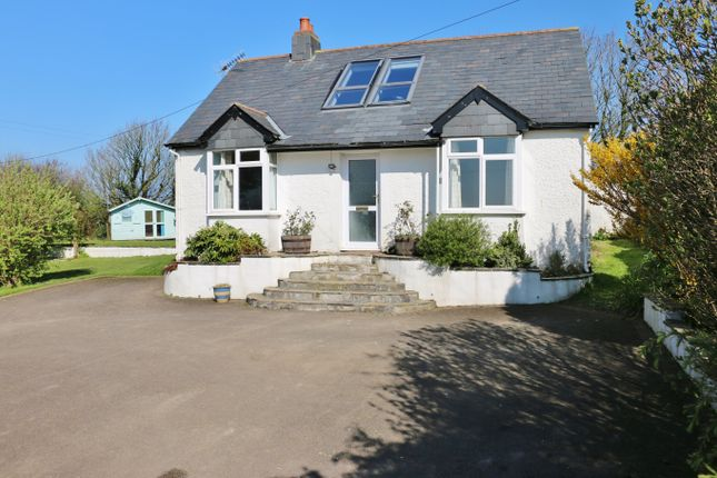 Thumbnail Detached bungalow for sale in Royston, Trelights