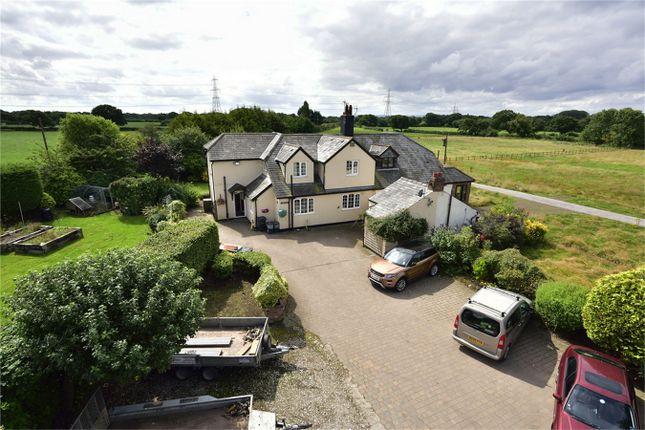 Thumbnail Semi-detached house for sale in Welsh Road, Ledsham, Ellesmere Port, Cheshire