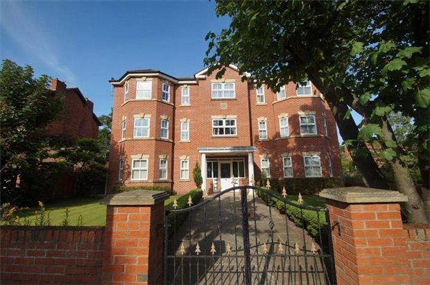 Thumbnail Flat to rent in Aughton Road, Birkdale, Southport
