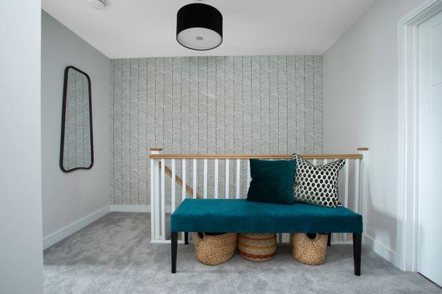 1 bedroom semi-detached house for sale in Plot 44, The Kingsbury At Birnam Mews, Oak Road, Stratford-Upon-Avon