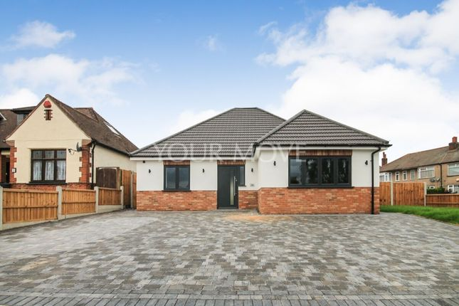 Thumbnail Bungalow for sale in A Westmoreland Avenue, Hornchurch