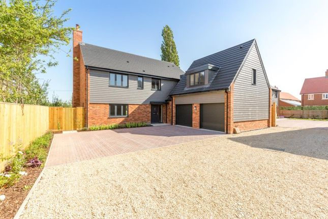 Thumbnail Detached house for sale in Red Kite Close, Sutton Courtenay