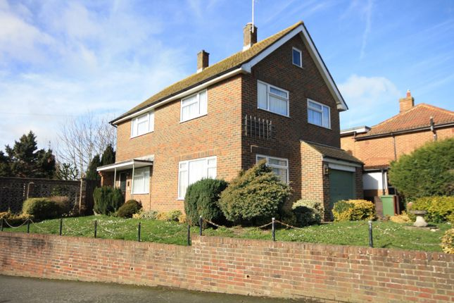 Thumbnail Detached house for sale in Ringwood Road, Bexhill-On-Sea