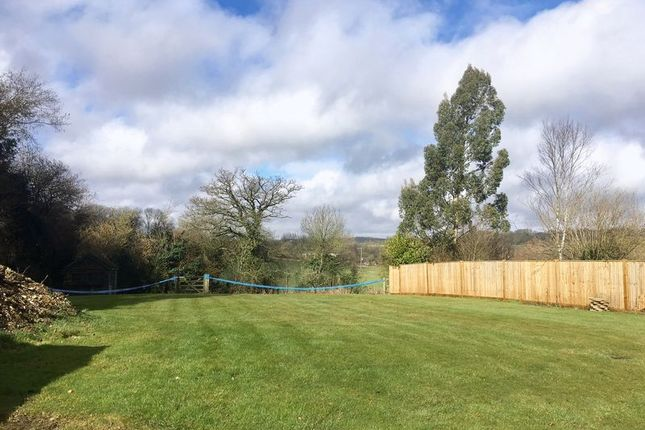 Thumbnail Land for sale in Top Green, Lockerley, Romsey
