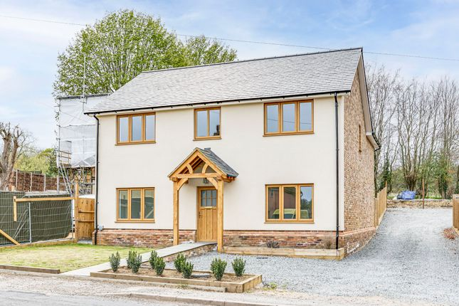 4 bed detached house for sale in Hare Street, Buntingford SG9