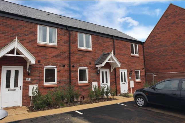 Thumbnail Terraced house to rent in Nickling Road, Banbury