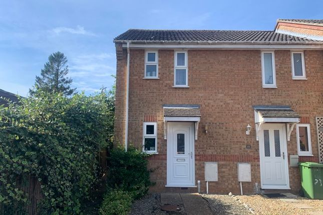 1 bed terraced house for sale in Southgates Drive, Fakenham NR21