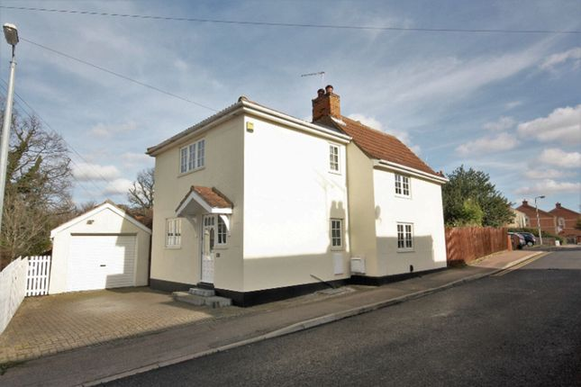 Thumbnail Detached house for sale in Whitehall Close, Colchester