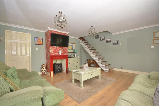 Thumbnail Detached house for sale in Clare Gardens, Petersfield, Hampshire