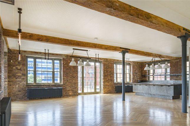 Thumbnail Flat for sale in Chappell Lofts, 10A Belmont Street, Camden