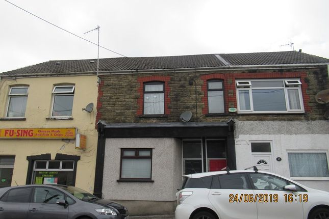 Thumbnail Flat for sale in 19d High Street, Nantyffyllon, Maesteg, Bridgend.